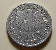 Poland 2 Zlote 1959 - Pologne
