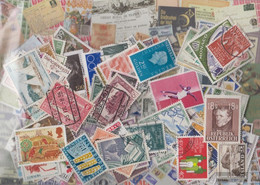 Western Europe 200 Different  Special Stamps And Large - Europe (Other)