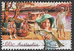 Australia 2010 Weekend Holidays 60c Sheet Stamp Type 4 Good/fine Used [39/31896/ND] - 2010-... Elizabeth II