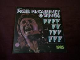 PAUL McCARTNEY  ° Band On The Run 1985 - Autres - Musique Anglaise