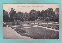 Small Post Card Of Parc,Chateau De Cormicy,Marne, Grand Est, France,Q102. - France