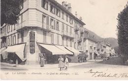 Albertville Le Quai Des Allobroges - Albertville