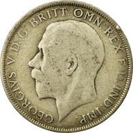Monnaie, Grande-Bretagne, George V, Florin, Two Shillings, 1922, TB, Argent - 1902-1971 : Monnaies Post-Victoriennes