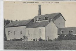 58 DECIZE . Le Moulin De Chevannes , Cantonnement Du 79 ème , édit : Sans , Années 10 , état Extra - Decize