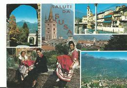 Italie  Saluti Da Susa - Andere