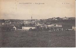 La Clayette Vue Générale - France