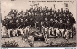 08 SEDAN - Groupe De La Musique Du 147e De Ligne. - Sedan