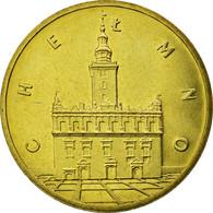Monnaie, Pologne, 2 Zlote, 2006, Warsaw, TB+, Laiton, KM:545 - Pologne