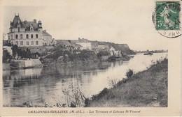 Chalonnes Sur Loire Les Terrasses Et Coteaux St Vincent - Chalonnes Sur Loire