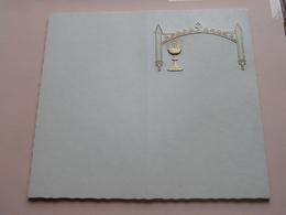 MENU ( Menü ) Size Folded / Plier = 9,5 X 17 Cm. > BLANCO > New / Nouveau ( Voir / Zie Foto's Voor Detail ) ! - Menus