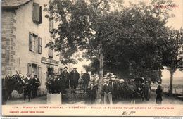 63 L'ESPEROU - Départ De Touristes Devant L'hotel De L'observatoire - France