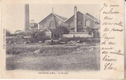 77 Nangis - La Sucrerie.  édit Dumontier, Datée 1905, Tb état.. - Nangis