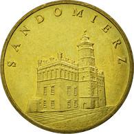 Monnaie, Pologne, 2 Zlote, 2006, Warsaw, TB, Laiton, KM:550 - Pologne