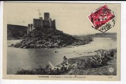 PORTUGAL - TANCOS - Castello De Almorol - 1914 (R42) - Portugal