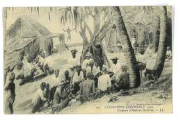 CPA 75 PARIS EXPOSITION COLONIALE 1907 PECHEURS D'HUITRES PERLIERES - Expositions
