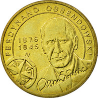 Monnaie, Pologne, 2 Zlote, 2011, Warsaw, TTB, Laiton, KM:797 - Pologne