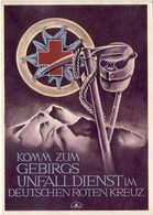 Propaganda Red Cross WW 2 - Weltkrieg 1939-45