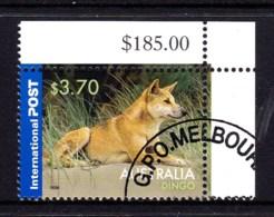Australia 2006 Wildlife $3.70 Dingo International Corner CTO - Gebraucht