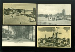 Mooi Lot Van 50 Postkaarten Van Nederland  Zuid - Holland     - 50 Scans - Cartes Postales