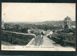 CPA - OUDON - Panorama - Oudon