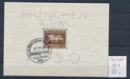 D.-Reich Nr.  Block 4  O  (zu435  ) Siehe Scan - Blocks & Kleinbögen