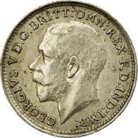 Monnaie, Grande-Bretagne, George V, 3 Pence, 1917, SUP, Argent, KM:813 - 1902-1971 : Monnaies Post-Victoriennes