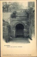 Cp Granada Andalusien Spanien, Alhambra, Puerta De Justicia, Interior - España