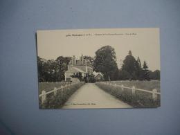 ROMAGNE  -  35  -  Château De La Chasse-Beauvais  -  Vue Du Parc  -  Ille Et Vilaine - Autres Communes
