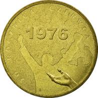Monnaie, Pologne, 2 Zlote, 2006, Warsaw, TB+, Laiton, KM:571 - Pologne