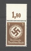 D.R.Dienst,166,OR P,xx  (5510) - Dienstpost