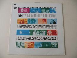 15 Titres Originaux Enchainés.Toute La Musique Que J'aime 1986 - (Titres Sur Photos) - Vinyle 33 T LP - Hit-Compilations