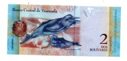 Venezuela - Dos Bolivares-2013--voir état - Venezuela