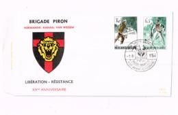 Libération-Résistance.Brigade Piron - 1961-70