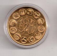 Médaille - Europa III-Ecu 1993--voir état - Notgeld