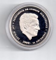 Médaille - L'Europe Des XXVII-2008--voir état - Sonstige