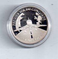 Médaille - Premier Vol Du Concorde--voir état - Frankreich