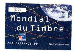 Dessine Moi L'an 2000-Philexfrance 99 - Carte--voir état - FDC