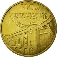 Monnaie, Pologne, 2 Zlotych, 2013, Warsaw, TB+, Laiton, KM:854 - Pologne