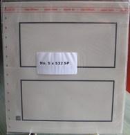 I.D. - Feuilles SPECIAL-DUAL - 2 Poches (Blocs-Souvenirs) - REF. 532 SP (5) - Albums & Reliures