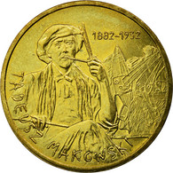 Monnaie, Pologne, 2 Zlote, 2005, Warsaw, TTB+, Laiton, KM:541 - Pologne
