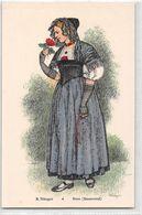 Berner Trachten - Costume Bernois - Simmental - - BE Berne