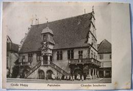 Molsheim. - Grandes Boucheries. - Grosse Metzig. - Ca. 1910. - Molsheim