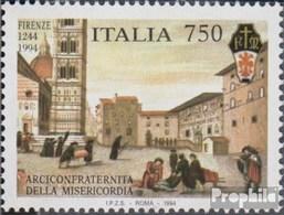 Italie 2336 (complète.Edition.) Neuf Avec Gomme Originale 1994 Erzbruleschaft Le Miséricorde - 1946-.. Republiek