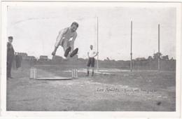 A La Belle Jardinière - Les Sports - Saut En Longueur - Athlétisme