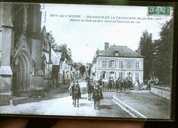 MOY DE L AISNE         JLM - Frankreich