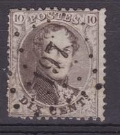 N° 14 A :  197 JEMEPPE - 1863-1864 Médaillons (13/16)