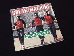 Vinyle 45 Tours  Break Machine Street Dance  (1983) - Vinyles