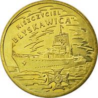 Monnaie, Pologne, 2 Zlote, 2012, Warsaw, TTB+, Laiton, KM:820 - Pologne