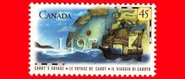 Nuovo - MNH - CANADA - 1997 - 500 Anni Dello Sbarco Di Giovanni Caboto Sulle Coste Canadesi - Cabot's Voyage, 1497 - 45 - 1952-.... Regno Di Elizabeth II