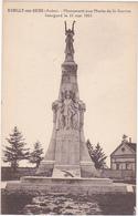 10 - ROMILLY-sur-SEINE (Aube) - Monument Aux Morts De La Guerre - Inauguré Le 15 Mai 1927 - Monuments Aux Morts